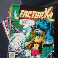 Cómics: FACTOR X #30-94 -ÚLTIMO NÚMERO- (FORUM, 1988-95) . Lote 120439551