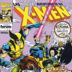 Cómics: LAS NUEVAS AVENTURAS DE LOS X MEN NÚMS. 1 A 8. Lote 120473023