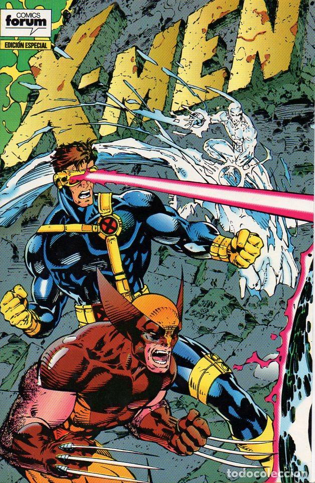 X MEN NÚMS. 1 A 10 (Tebeos y Comics - Forum - X-Men)