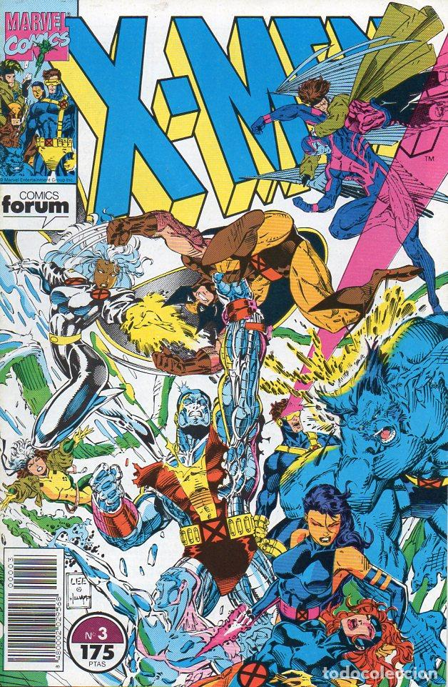 Cómics: X MEN NÚMS. 1 A 10 - Foto 3 - 120473159