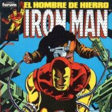 Cómics: IRON MAN Nº 32. Lote 120474679