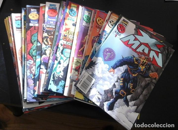 X MAN VOLUMEN 2 LOTE 1 AL 44 + ESPECIAL REGRESO EXCEPTO 29 36 37 38 39 (Tebeos y Comics - Forum - X-Men)