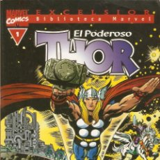 Cómics: EL PODEROSO THOR Nº 1 - EXCELSIOR BIBLIOTECA MARVEL - MARVEL COMICS - FORUM - 2001.. Lote 151681648