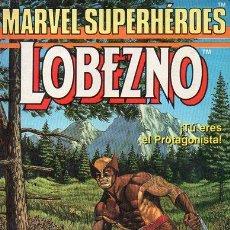 Cómics: LA NOCHE DEL LOBEZNO (1988). Lote 120544607