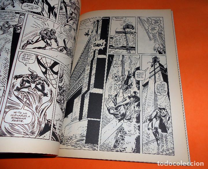 Cómics: SPIDERMAN / CLÁSICOS MARVEL BLANCO Y NEGRO / GERRY CONWAY - JOHN ROMITA - STAN LEE / MARVEL - FORUM - Foto 6 - 120570183