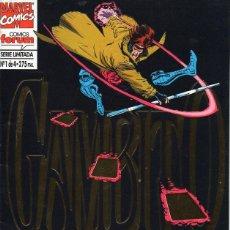 Cómics: GAMBITO EL HOMBRE X CAJUN - SERIE COMPLETA 4 NÚMEROS. Lote 120589779