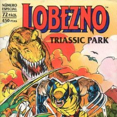 Cómics: LOBEZNO TRIASSIC PARK. Lote 120590539