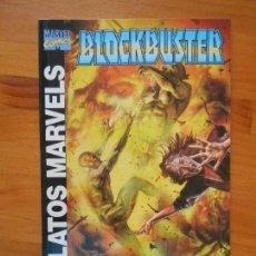 Cómics: BLOCKBUSTER - RELATOS MARVELS - FORUM - COMO NUEVO (BK). Lote 120623367