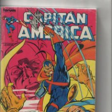 Cómics: CAPITAN AMERICA-FORUM-AÑO 1987-RETAPADO DE 5Nº-COLOR-Nº 41 AL 45. Lote 120718315