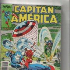 Cómics: CAPITAN AMERICA-FORUM-AÑO 1987-RETAPADO DE 5Nº-COLOR-Nº 46 AL 50. Lote 120718795