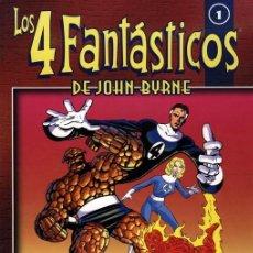 Cómics: COLECCIONABLE 4 FANTASTICOS SUELTOS. Lote 120771915