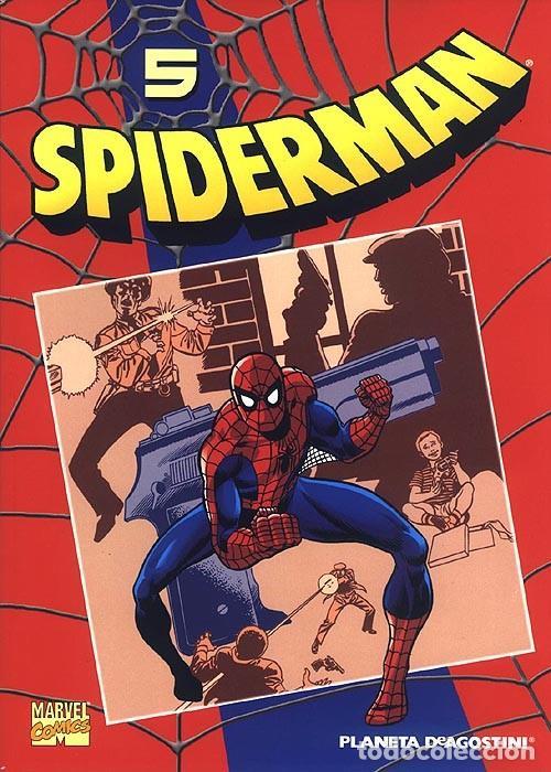 COLECCIONABLE SPIDERMAN 5 (Tebeos y Comics - Forum - Spiderman)