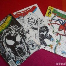 Cómics: SPIDERMAN VOL. 1 NºS 179, 180 Y 181 ( ANN NOCENTI ) ¡BUEN ESTADO! MARVEL FORUM. Lote 120925143