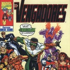Cómics: LOS VENGADORES VOL.3 Nº 8 - FORUM IMPECABLE . Lote 120993487