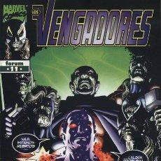 Fumetti: LOS VENGADORES VOL.3 Nº 11 - FORUM IMPECABLE. Lote 120993687