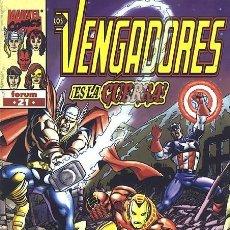Cómics: LOS VENGADORES VOL.3 Nº 21 - FORUM IMPECABLE. Lote 120994303