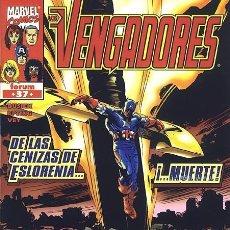 Cómics: LOS VENGADORES VOL.3 Nº 37 - FORUM IMPECABLE . Lote 121006527