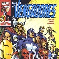 Cómics: LOS VENGADORES VOL.3 Nº 38 - FORUM IMPECABLE . Lote 121006651