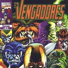Cómics: LOS VENGADORES VOL.3 Nº 43 - FORUM IMPECABLE . Lote 121007367