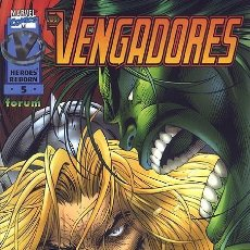 Cómics: HÉROES REBORN: LOS VENGADORES VOL.1 Nº 5 - FORUM IMPECABLE. Lote 121012643
