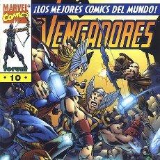 Cómics: HÉROES REBORN: LOS VENGADORES VOL.1 Nº 10 - FORUM IMPECABLE. Lote 121013099