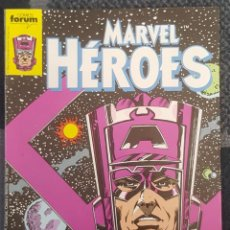 Cómics: MARVEL HEROES #35 (FORUM, 1989). Lote 121040291