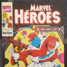Cómics: MARVEL HEROES #61 (FORUM, 1992) . Lote 121075687