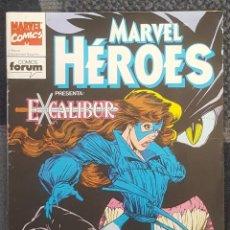 Cómics: MARVEL HEROES #62 (FORUM, 1992) . Lote 121075763