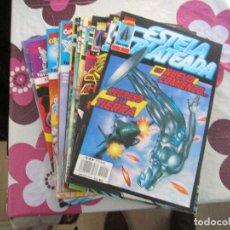 Cómics: ESTELA PLATEADA VOLUMEN III DEL 1 AL 21. Lote 121113439
