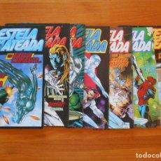 Cómics: ESTELA PLATEADA - VOLUMEN 3 - NUMEROS 1,2,3,4,5,6 Y 7 - MARVEL - FORUM (BD). Lote 121152751