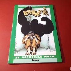 Comics : BANNER EXCELENTE ESTADO EL INCREÍBLE HULK FORUM. Lote 121208703