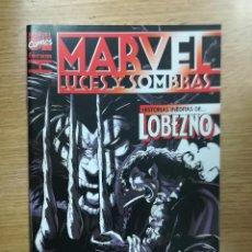 Cómics: MARVEL LUCES Y SOMBRAS VOL 1 #1. Lote 121220147