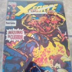 Cómics: X MEN X FORCE 21 FORUM. Lote 121272651