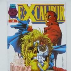 Cómics: EXCALIBUR. VOL. 2. Nº 13. Lote 121280351