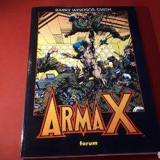 Cómics: ARMA X EXCELENTE ESTADO BARRY WINDOR-SMITH FORUM. Lote 121316826