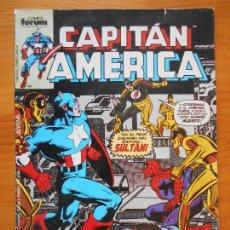 Cómics: CAPITAN AMERICA Nº 22 - FORUM (M). Lote 121325775