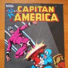 Cómics: CAPITAN AMERICA Nº 40 - FORUM (M). Lote 121327523