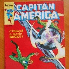 Cómics: CAPITAN AMERICA Nº 44 - FORUM (M). Lote 121328003