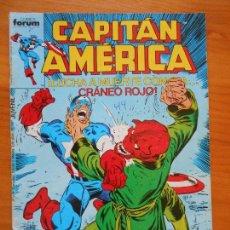 Cómics: CAPITAN AMERICA Nº 46 - FORUM (M). Lote 121328315