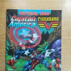 Cómics: CAPITAN AMERICA CIUDADANO V ESPECIAL 1999. Lote 121335527