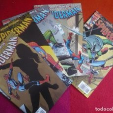 Cómics: SPIDERMAN DE JOHN ROMITA 36, 37, 38, 39 Y 40 ( STAN LEE ) ¡MUY BUEN ESTADO! MARVEL FORUM EXCELSIOR. Lote 121381903