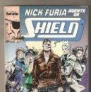 Cómics: NICK FURIA AGENTE DE SHIELD - 5 NÚMEROS 1 AL 5 - RETAPADO FORUM - MUY BUEN ESTADO. Lote 121385419