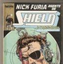 Cómics: NICK FURIA AGENTE DE SHIELD - 5 NÚMEROS 6 AL 10 - RETAPADO FORUM - MUY BUEN ESTADO. Lote 121385883