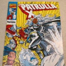 Cómics: PATRULLA X 124. Lote 121407723