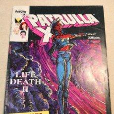 Cómics: PATRULLA X ESPECIAL PRIMAVERA. Lote 121408635