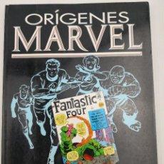 Cómics: ORÍGENES MARVEL THE FANTASTIC FOUR Nº 1-5. Lote 121409679
