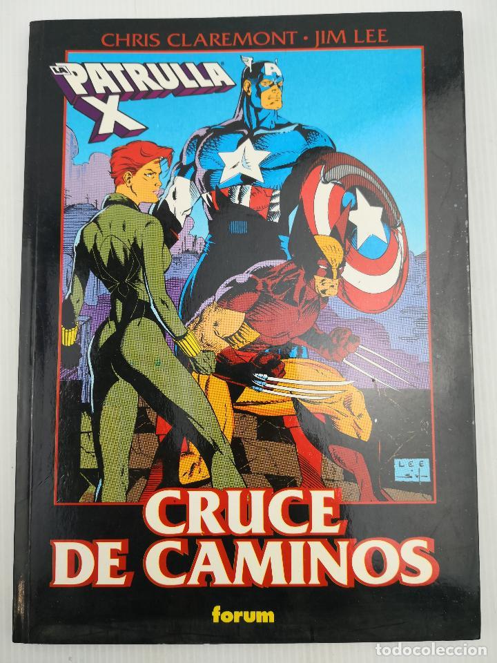 LA PATRULLA X CRUCE DE CAMINOS (Tebeos y Comics - Forum - Prestiges y Tomos)