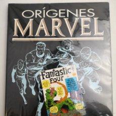 Cómics: ORÍGENES MARVEL THE FANTASTIC FOUR Nº 1-5. Lote 121411223