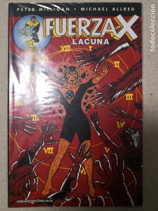 FUERZA X LACUNA (Tebeos y Comics - Forum - Prestiges y Tomos)