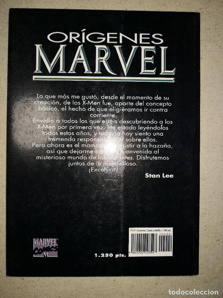 Cómics: Orígenes Marvel The Fantastic Four nº 1-5 - Foto 3 - 121412723